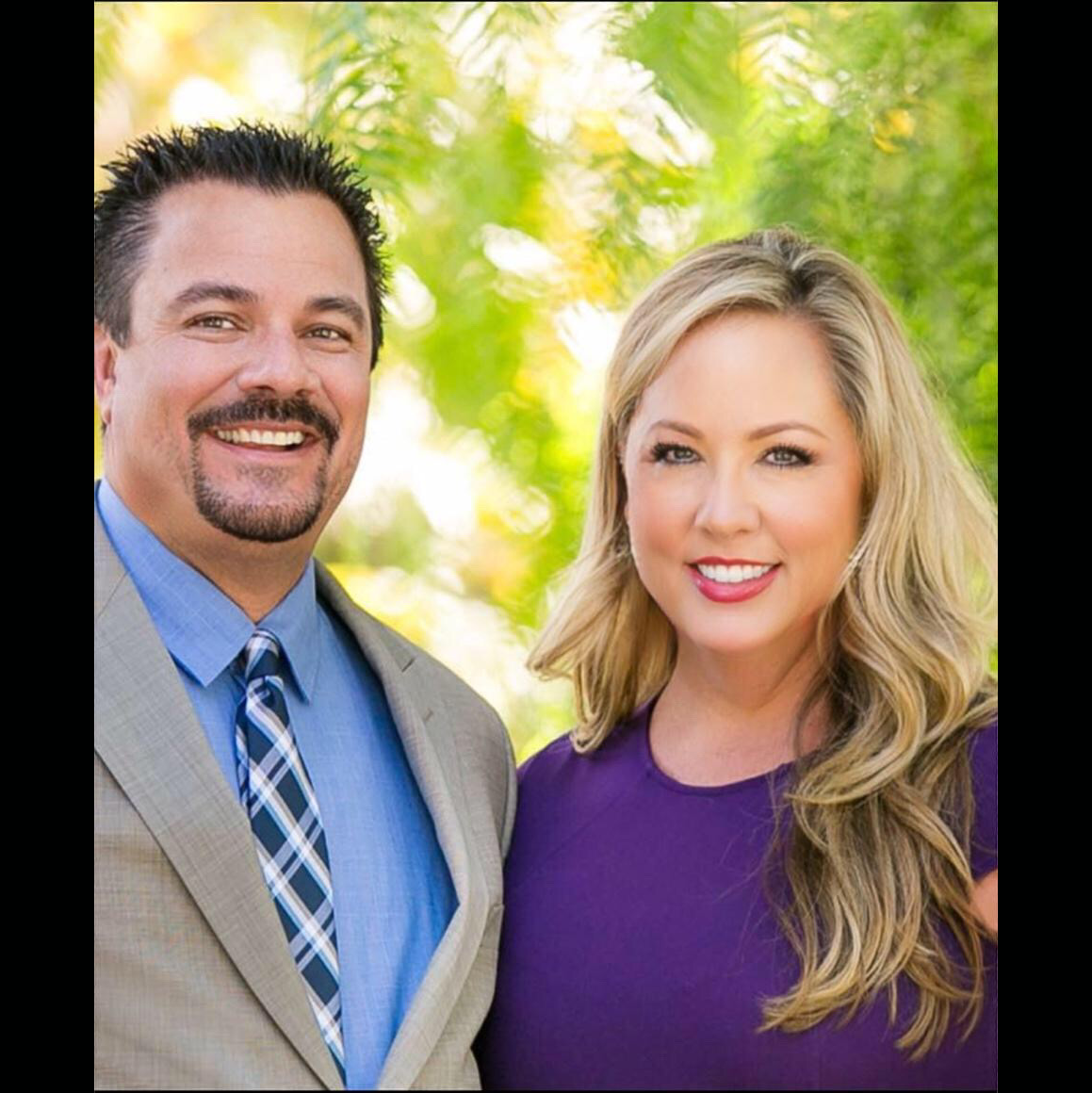 Attorneys Eric and Michelle Ludwig